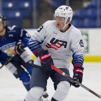WJC 2020: Checking In With Arthur Kaliyev at USA Hockey Camp