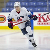 WJC 2020: Checking in With Alex Turcotte at USA Hockey Camp