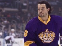 Drew Doughty picking up assists off the ice as well
