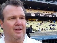 Modern Family's Eric Stonestreet talks Kings and Dodgers