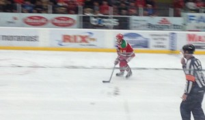 Kopitar shootoout MayorsManor hockey debut Sweden