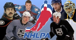NHLPA Charity Game 2012 MayorsManor Kings