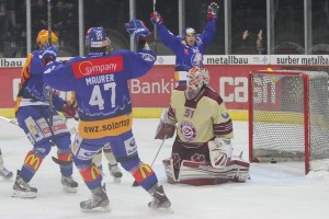 Dustin Brown Kings ZSC Lions MayorsManor