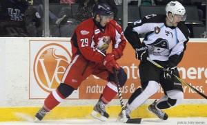 Landon Ferraro Red Wings AHL MayorsManor