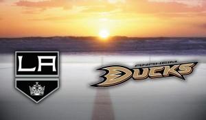 LA Kings Ducks NHL outdoor game MayorsManor