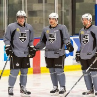 Brown and Kopitar hoping left is just right for Kings in Denver