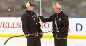 Coach Sutter Payne LA Kings NHL MayorsManor