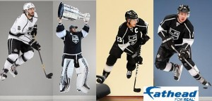 fathead contest LA Kings MayorsManor