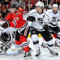 Pre-Game 2: Blackhawks' Toews on Brown's late elbow, leadership of Doughty and Richards
