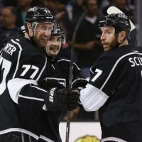 Game 2 morning skate – Five questions with Slava Voynov