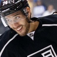 Dwight King talks hat trick and Kings 7-4 win over Coyotes