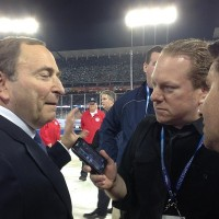 NHL Commissioner Gary Bettman on West Coast Bias