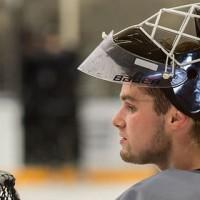 Interview with Kings' newest goalie, Patrik Bartosak