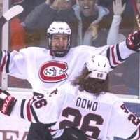 Dowd Heads to Frozen Four for Hobey Baker Presentation
