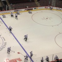 LIVE STREAM: Kings at Coyotes Rookie Game
