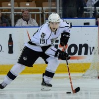 AHL: Jordan Weal Makes Statement for Monarchs in Game 1