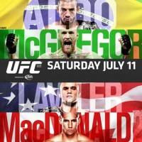Predictions: UFC 189 Mendes v McGregor, Lawler v MacDonald