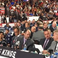 Blake and Yannetti on Their Evolving Relationship, and the LA Kings 2018 Draft