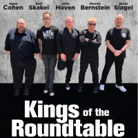 Kings of the Roundtable 2018, The Podcast Edition