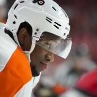 Doughty on Simmonds the Trash Talker and Brown the Leader