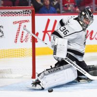 Campbell Selected Kings Masterton Trophy Nominee by PHWA