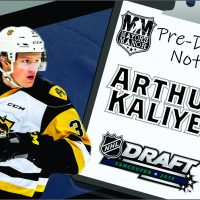 2019 NHL Draft Preview: Arthur Kaliyev, OHL Forward