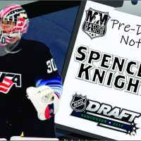 2019 NHL Draft Preview: Spencer Knight, USA Goaltender