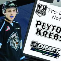2019 NHL Draft Preview: Peyton Krebs, WHL Forward