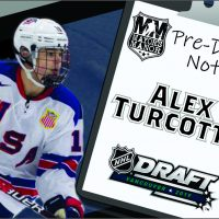 2019 NHL Draft Preview: Alex Turcotte, USA Center