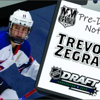 2019 NHL Draft Preview: Trevor Zegras, USA Forward