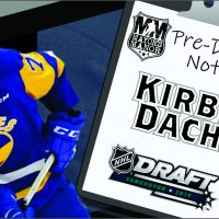 2019 NHL Draft Preview: Kirby Dach, WHL Center
