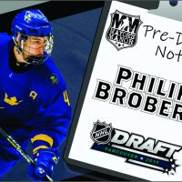 2019 NHL Draft Preview: Philip Broberg, Swedish Defenseman