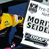 2019 NHL Draft Preview – Moritz Seider, German Defenseman