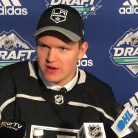 LA Kings Select Arthur Kaliyev No. 33 – What You Need to Know