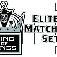 Elite 8 Matchups Set in King of Kings Tournament