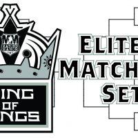 Elite 8 Matchups Set in King of Kings Tournament