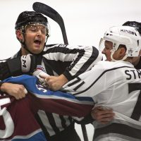 Rookie Faceoff: Notes, Quotes, and Pics from Kings-Avs