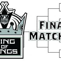 King of Kings Tournament Finale – Only Two Players Remain