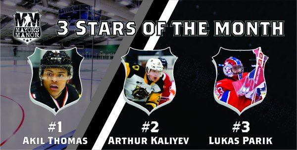 LA Kings Weekly Prospect Tracker, Plus Three Stars of November 2019