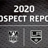 LA Kings 2020 Prospect Rankings – Players No. 9 and 10